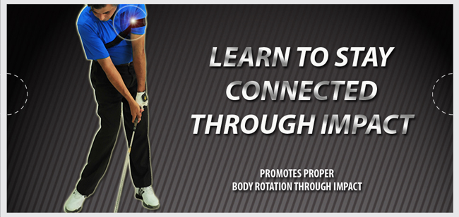 Connect4Power - Leading Arm Connection in Golf Swing